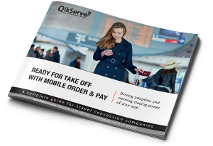Taking Off With Mobile QiKserve eBook
