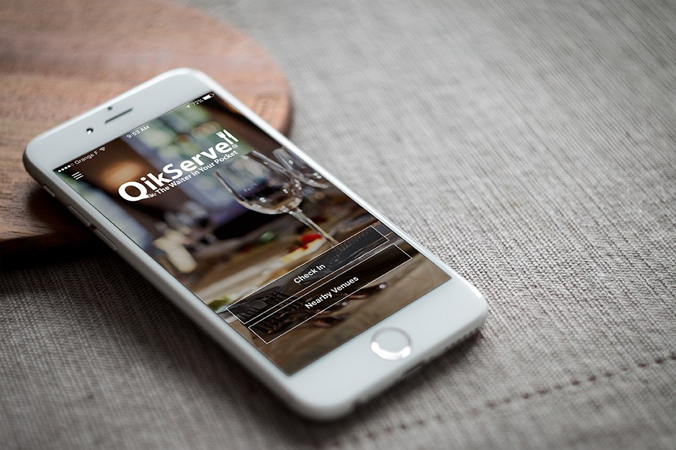 QikServe launches integration solution for mobile ordering and payment : QikServe Blog