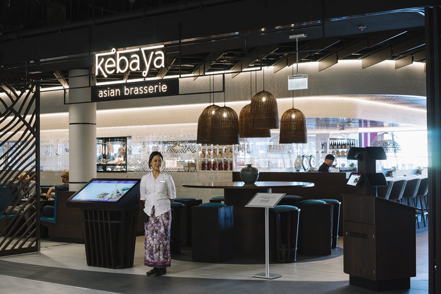 Mobile ordering accounts for 95% of orders at newly opened Amsterdam airport restaurant