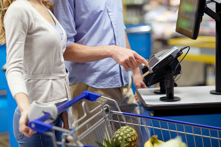 How to reduce customer friction at the self-checkout