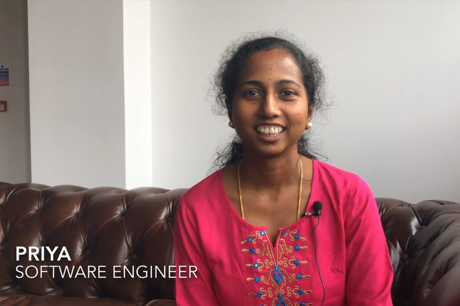 QikServe: The People. Meet Priya, our Software Engineer.