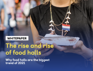 The rise of food halls paper